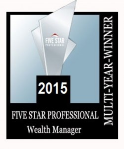 Five Star Award 2015